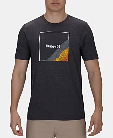Hurley Men's Premium Graphic T-Shirt