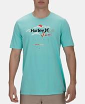c56d9bd7c Hurley Men s Premium Only the Islands Graphic T-Shirt