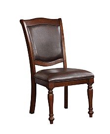 Simmons Side Chair (Set Of 2), Quick Ship