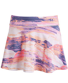 Ideology Big Girls Printed Skort, Created for Macy's