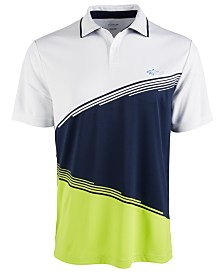 Greg Norman Men's Watford Colorblocked Polo