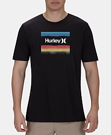 Hurley Men's Streaky Premium Graphic T-Shirt