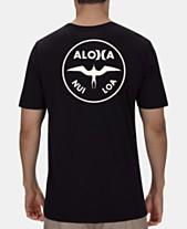 b7cfcca9f6a92 Hurley Mens T-Shirts - Macy s