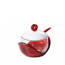 Lorren Home Trends Omada-Italy Cheese/Sugar Bowl