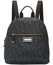 Signature Belfast Nylon Backpack