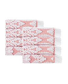 Enchante Home Laina 8-Pc. Turkish Cotton Hand Towel Set