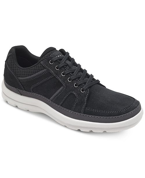Rockport Men's Get Your Kicks Mudguard Blucher Shoes