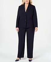 b774f44e9f0d Plus Size Special Occasion Pant Suits  Shop Plus Size Special ...