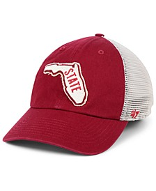 Florida State Seminoles Stamper CLOSER Stretch Fitted Cap