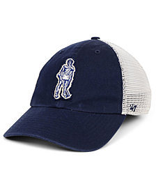 '47 Brand West Virginia Mountaineers Stamper CLOSER Stretch Fitted Cap