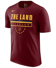 Nike Men's Cleveland Cavaliers Team Verbiage T-Shirt