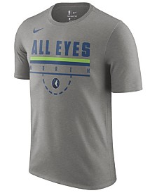 Nike Men's Minnesota Timberwolves Team Verbiage T-Shirt