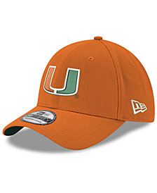 New Era Boys' Miami Hurricanes 39THIRTY Cap