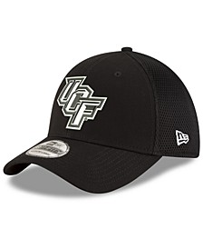 University of Central Florida Knights Black White Neo 39THIRTY Cap