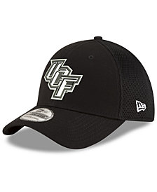 New Era University of Central Florida Knights Black White Neo 39THIRTY Cap