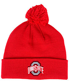Top of the World Ohio State Buckeyes Core Pom Knit Hat
