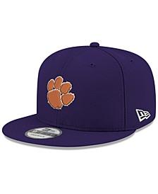 Boys' Clemson Tigers Core 9FIFTY Snapback Cap