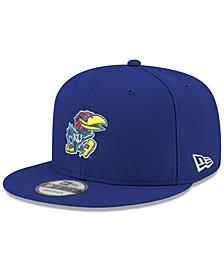 Boys' Kansas Jayhawks Core 9FIFTY Snapback Cap