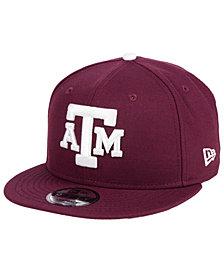 New Era Texas A&M Aggies Core 9FIFTY Snapback Cap