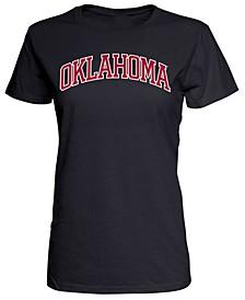 Women's Oklahoma Sooners Arch T-Shirt