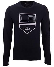 Men's Los Angeles Kings Blackout Long Sleeve T-Shirt
