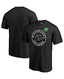 Majestic Men's Chicago Blackhawks Winter Classic Prime Logo T-Shirt