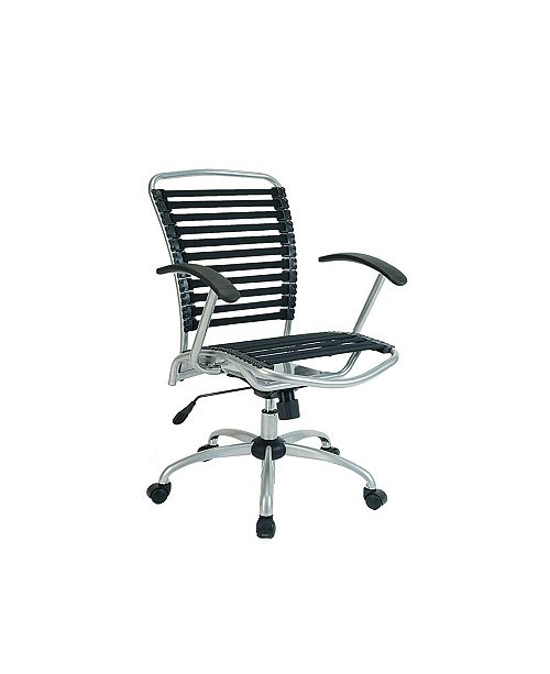 New Spec Inc Bungee Office Chair for Body Circulation