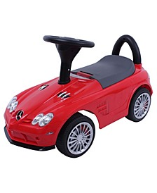 Foot To Floor Mercdes Benz Rideon RC Car