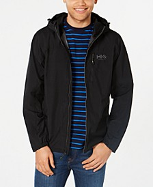 Outfitter Men's Hooded Rain Jacket