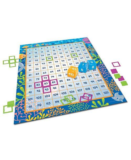 Learning Resources Make A Splash 120 Floor Mat Game