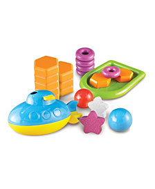 Learning Resources STEM Sink or Float Activity Set 32 Pieces