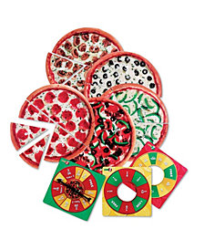 Learning Resources Pizza Fraction Fun Jr Game