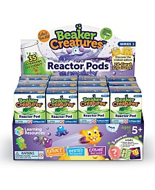 Learning Resources Beaker Creatures Reactor Pod 3 Pieces