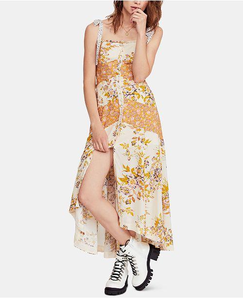 ece77d3b207 Free People Lover Boy Maxi Dress   Reviews - Dresses - Women - Macy s