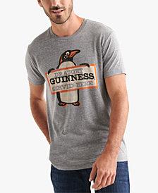 Lucky Brand Men's Guinness Penguin Graphic T-Shirt