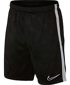 Nike Big Boys Breathe Academy Shorts