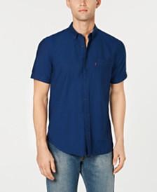 Levi's® Men's Short-Sleeve Pocket Oxford Shirt