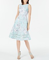 4b2ac81556 Calvin Klein Clothing for Women - Dresses   More - Macy s