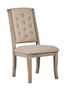 Finch Elmhurst Tufted Dining Chair, Quick Ship