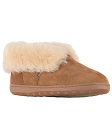 Women' Ladies Doubleface Sheepskin Booties