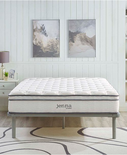 "Modway Jenna 10"" Innerspring Mattress Collection"