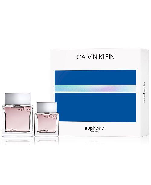 Calvin Klein Men's 2-Pc. Euphoria For Men Gift Set