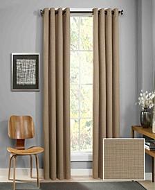 "Palisade 52"" x 95"" Blackout Grommet Curtain Panel"