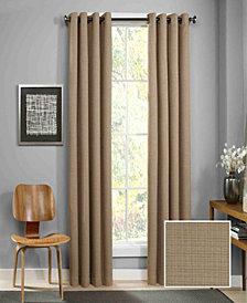 Eclipse Palisade Blackout Grommet 52X84 Window Curtain Panel