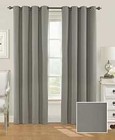"Nadya 52"" x 84"" Blackout Curtain Panel"