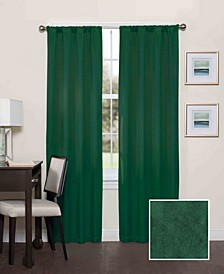 """Darrell 37"""" x 84"""" Thermaweave Blackout Curtain Panel"""