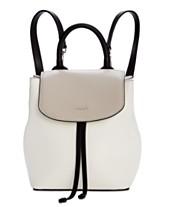 DKNY Lex Leather Backpack 2fee8bb9cbfa5