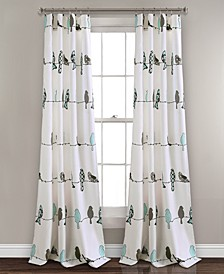 Rowley Birds Curtain Collection