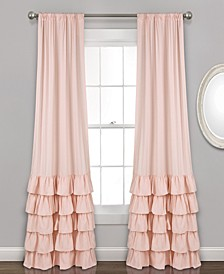 Allison Ruffle Curtain Sets