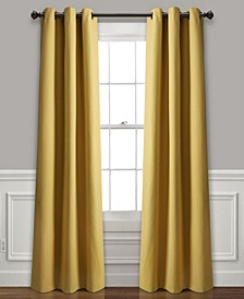 Lush Decor Absolute Blackout Curtain Collection